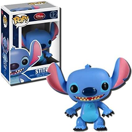 Funko POP DGLT Stitch POP Disney: Lilo and Stitch Vinyl Figure Exclusive...