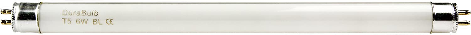 Replacement Bulbs for 6W //12W Insect Zappers//Fly Killers DuraBulb 2 x 6W Fly Killer Bulbs 9 Inch BL368 F6 T5 BL UV Tubes