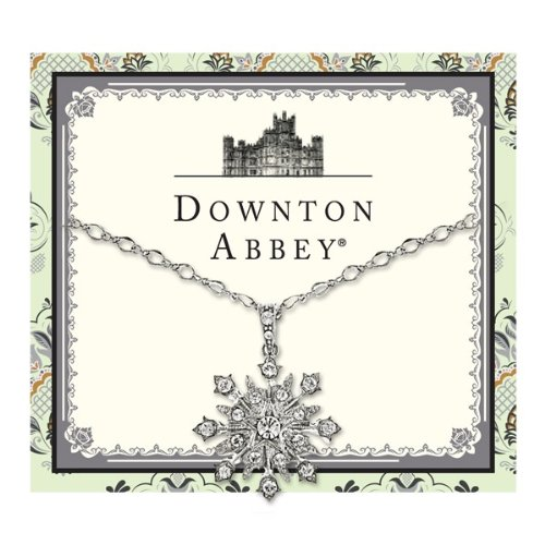 Amazon.com: The Downton Abbey Collection Jewelry Silver ...