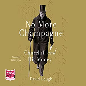 No More Champagne Audiobook