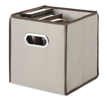 (Whitmor Collapsible Storage Cube)