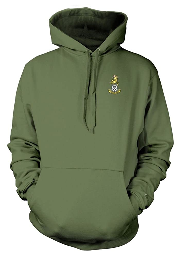 West Yorkshire Regiment embroidered Hoodie