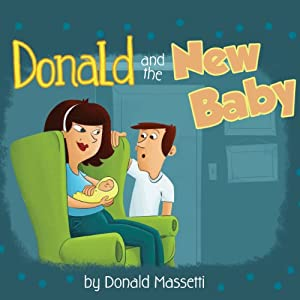Donald and the New Baby Audiobook