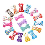 Rimobul 1'' Mini Pet Hair Clip - Pack of 18