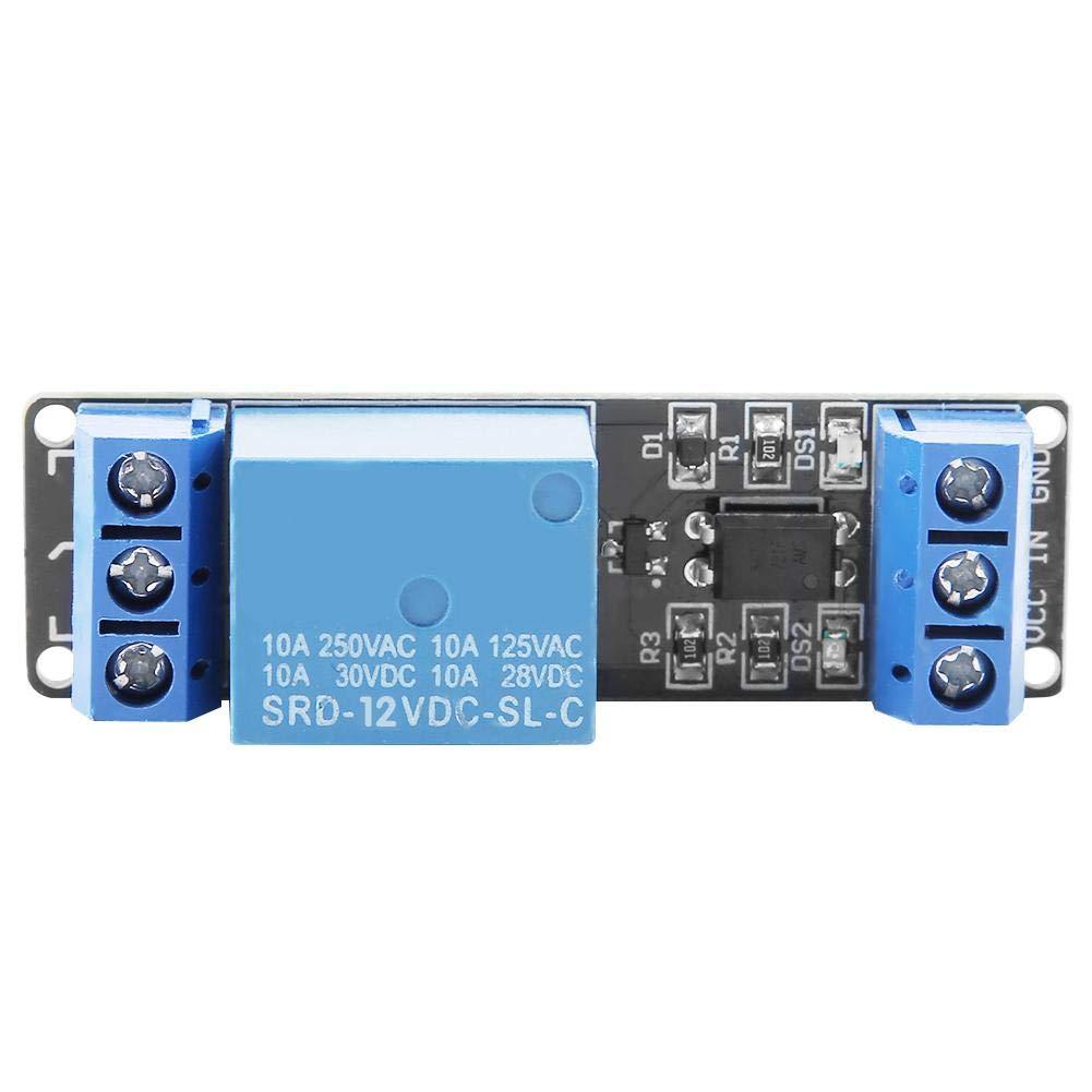24V Module de relais 1 canal Alinory avec d/éclencheur de bas niveau disolement par optocoupleur