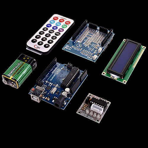 durable service Kuman for Arduino UNO R3 Project Super Starter Kit