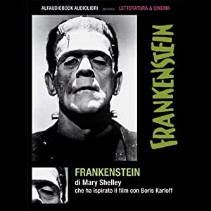 Frankenstein | Livre audio