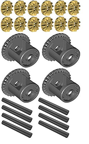 LEGO Technic NEW DIFFERENTIAL GEAR PACK inner tabs closed