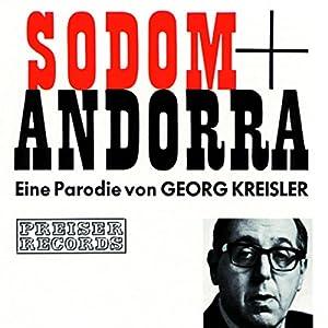 Sodom und Andorra Hörspiel