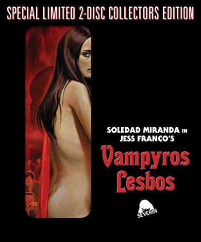 Vampyros Lesbos (Blu-ray + DVD)