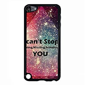 New Style Starry Sky Phone Case Cover For Ipod Touch 5th Generation Nebula Luxury Pattern