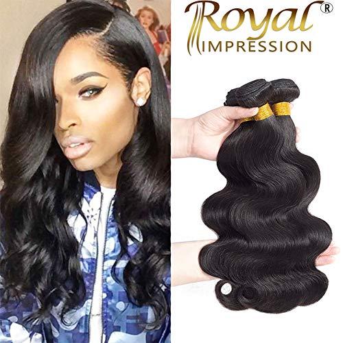"10A Brazilian Virgin Hair Body Wave 3 Bundles 14"" 16"" 18"" 300g Brazilian Hair Bundles Unprocessed Virgin Remy Human Hair Bundles Natural Color"