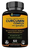 Prospera Curcumin Complex. Higher Potency, Optimized Absorption. Pure Turmeric Extract + AprèsFlex, Superior Boswellia. Shoulder & Joint Pain, Plantar Fasciitis. 60 Count. 2-Month Supply Review