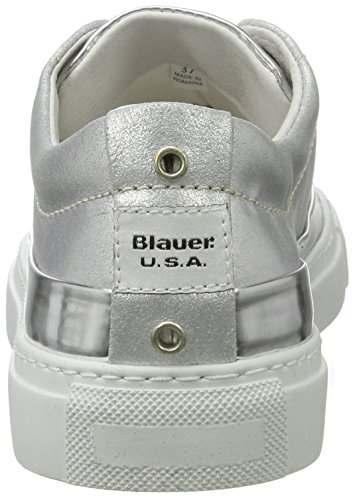 USA Cup Argento Donna Silver Blauer Sneaker A4pqSKcHH