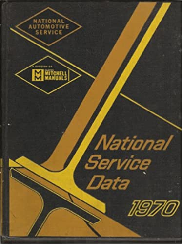 national automotive service manual