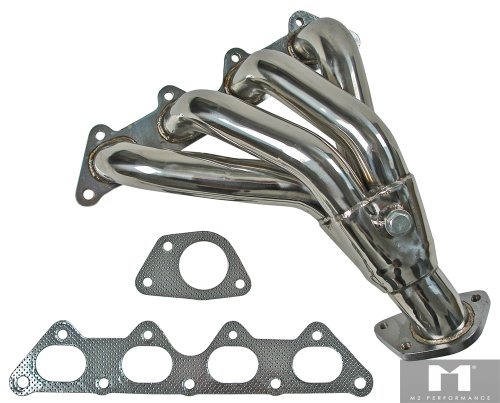 M2 Performance Mitsubishi Eclipse 00-05 4CYL Stainless Steel Header