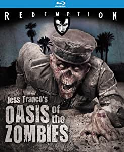 Oasis of the Zombies [Blu-ray] (Version française) [Import]