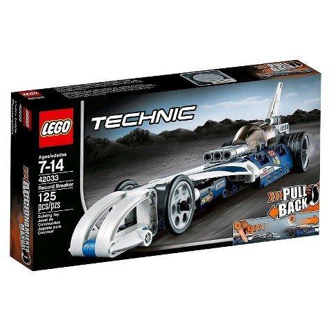 Lego Technic Schallplattenbrecher 42033 TRG TRG TRG 4d12ce