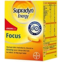Supradyn_Energy Focus 30 Tablet