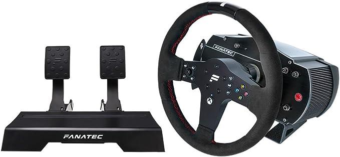 Paquete de competición Fanatec Xbox One: Amazon.es: Videojuegos