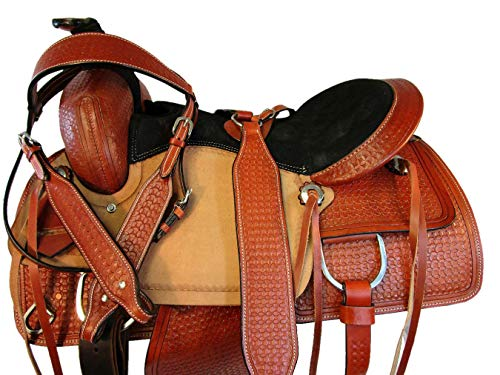Orlov Hill Leather Co Roping Roper Pleasure Working for sale  Delivered anywhere in Canada