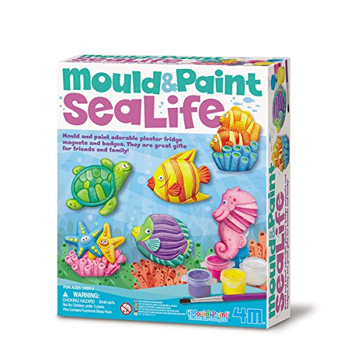 4m Mold & Paint Plastic Fridge Magnet And Badge Moulding Kit