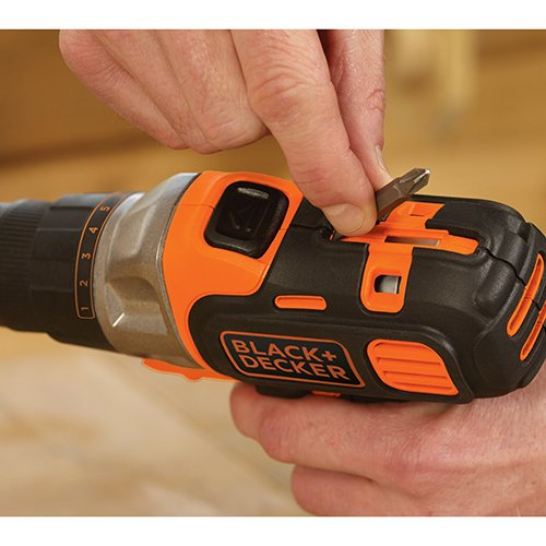 BLACK+DECKER BDCDMT120C is a great cordless drill and it is ideal for the weekend DIY person and is a light to medium duty tool