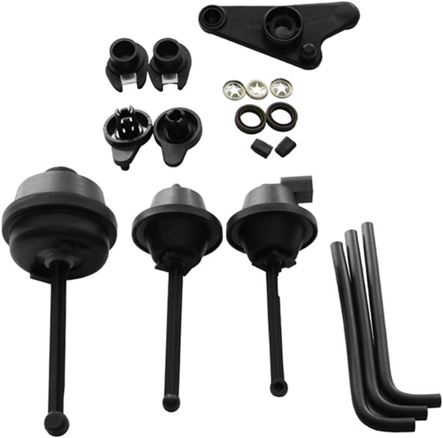 Shiwaki Set Of Intake Manifold Air Flap Runner Repair Kit For MercedesC230 C280 C350