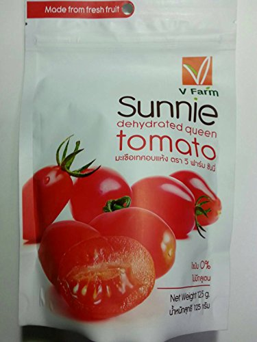 (V Farm Sunnie dehydrated queen Tomato 125 g)