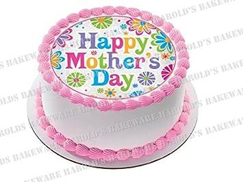 75 Pulgadas Día De La Madre Mamá Mamá Grande Redondo Decoración