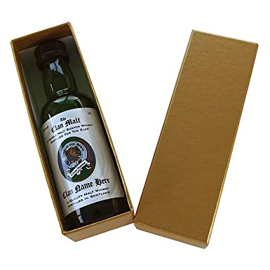 Macleods Mordant Miniatures >> Macleod The Scottish Clan Single Malt Whisky Miniature 5cl In
