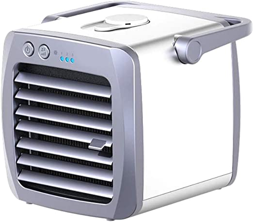 LLLKKK Kücheks refrigerador de aire portátil, humidificador ...