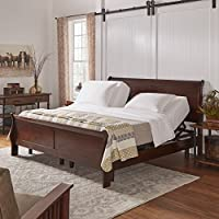 iNSPIRE Q Todd Electric Adjustable Bed Base with Wireless Remote Control by Classic Split King