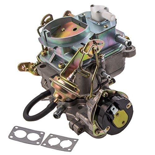 Jeep Engine Cylinder 6 - 2-Barrel Carburetor Carb for Jeep Wrangler BBD 6 Cylinder Engine 4.2 L 258 CU V8 Engine AMC