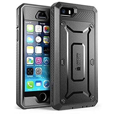 iPhone 7 Plus Case, SUPCASE Full-body Rugged Holster Case with Built-in Screen Protector for Apple iPhone 7 Plus (2016 Release), Unicorn Beetle PRO Series - Retail Package by SUPCASE