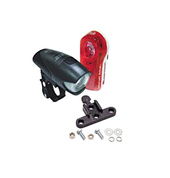 Planet Bike 3040 Superflash Tail Light And Blaze