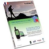 Garmin Topo France V3 Pro Sud Est - Mapas para GPS, cobertura geográfica Sureste de Francia, ActiveRouting, escala 1:25.000