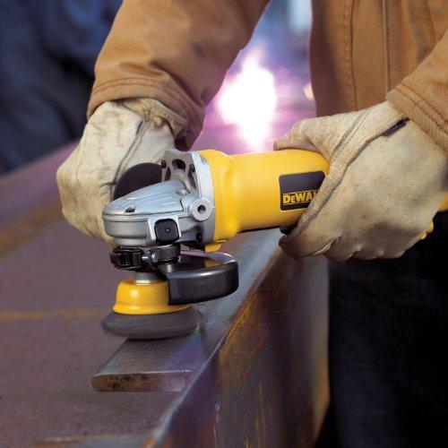 DEWALT DW4910 3-Inch by 5/8-Inch-11 Knotted Cup Brush/Carbon Steel .020-Inch by DEWALT (Image #2)