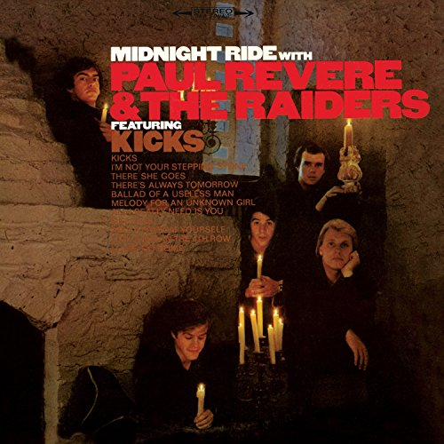 Midnight Ride (180 Gram Audiophile Translucent Blue Vinyl/Limited 50th Anniversary Edition/Gatefold Cover) (Paul Revere And The Raiders Mark Lindsay)