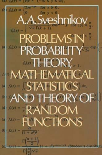 Top 10 recommendation probability theory problems 2019
