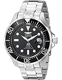 Men's 3044 Stainless Steel Grand Diver Automatic Watch