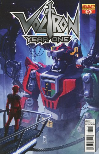 Voltron: Year One #5 Comic Book - Dynamite