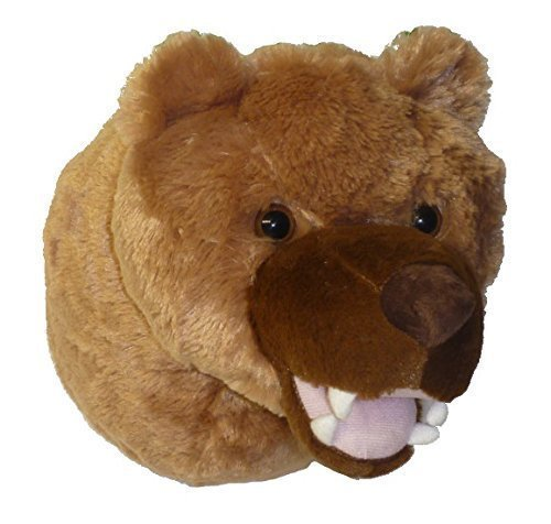 "ADORE 12"" Kodiak the Brown Grizzly Bear Plush Stuffed Animal..."