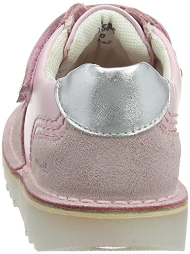 cheap sale footaction Kickers Infant Girl's Kick Glow Trainers Pink (Chalk Pink/White) choice vDGMGJ