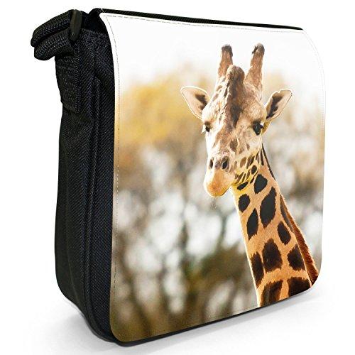 Fancy Snuggle Giraffe Pour Einer Porträt Sac Bandoulière A Femme r56wq8rx