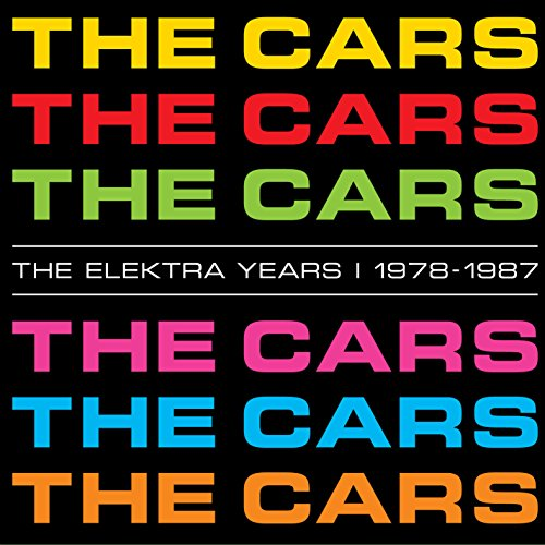 - The Elektra Years 1978 - 1987 (CAB)(6CD)