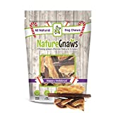 Cheap Nature Gnaws Holiday Bag (6 Count) Variety Pack – 100% Natural Dog Chew Treats