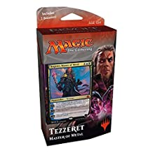 Magic the Gathering: Aether Revolt Planeswalker Deck - Tezzeret, Master of Metal