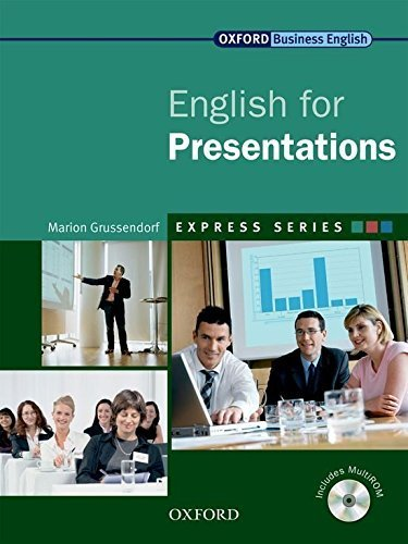 English for Presentations (Oxford Business English) by Marion Grussendorf (2008-11-01)