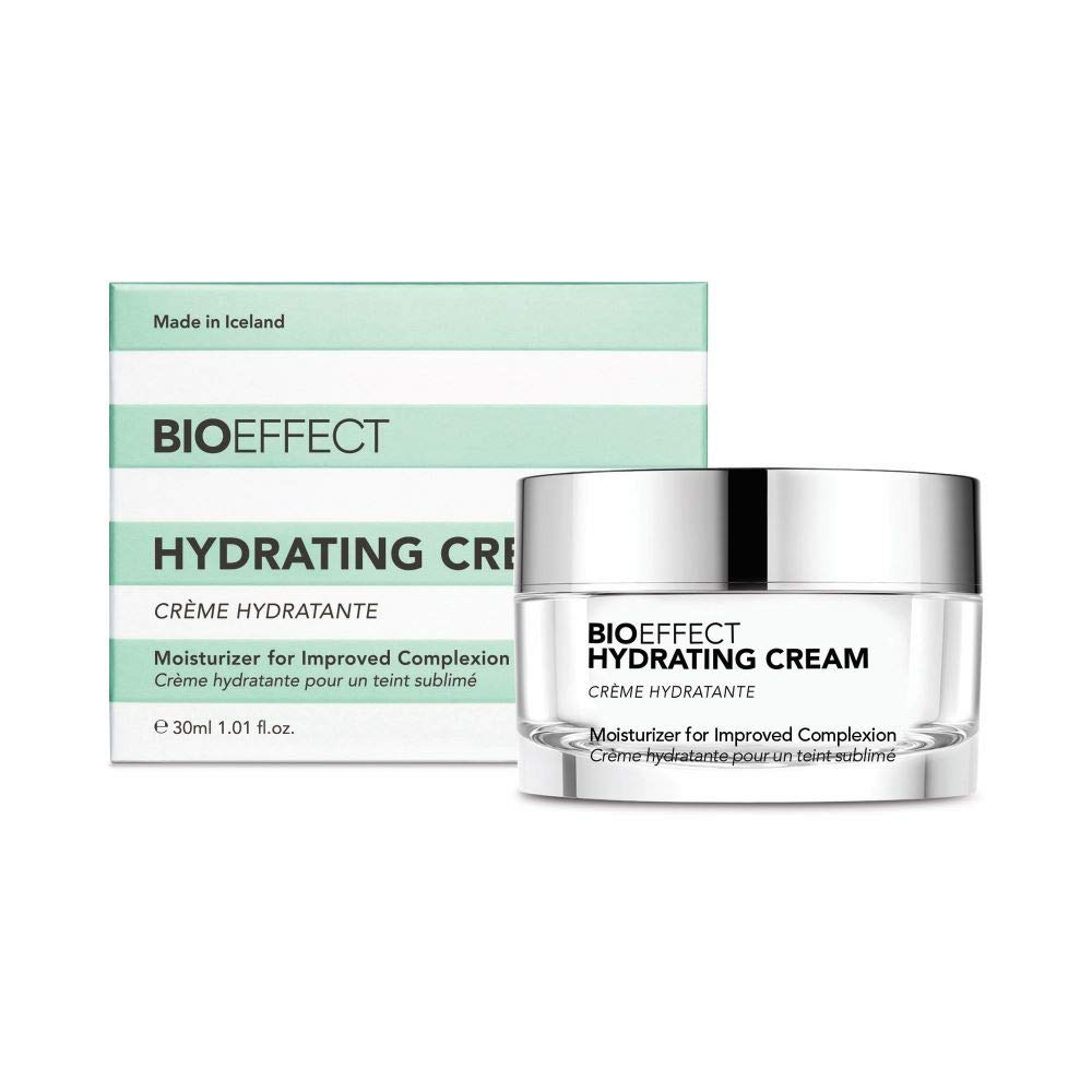BIOEFFECT Hydrating Cream Moisturizer with Hyaluronic Acid, Plant-Based EGF and Antioxidants, an Anti-aging, Long-lasting Water Cream and Oil-free Facial Lotion that Boosts Moisture Levels
